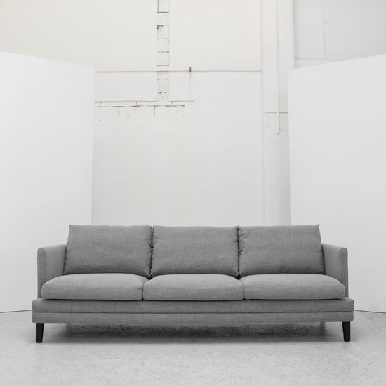 Marvin 3 Seater Sofa - Grey