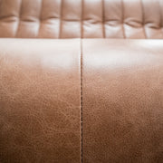 Britta 3 Seater Sofa - Vintage Tan