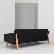 Jetson Charcoal Scandinavian Sofa at EDITO Furniture