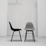 TA Side Chair - Upholstered Black