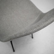 TA Side Chair - Upholstered Grey