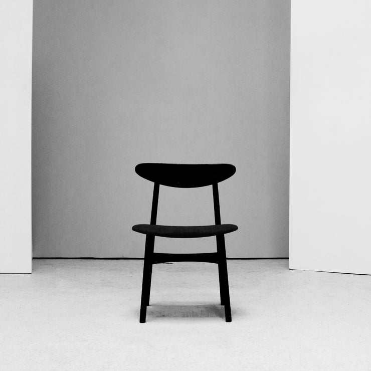 Elke Dining Chair - Noir