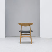 Elke Dining Chair - Charcoal
