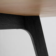 Folke Dining Table 1800 - Noir