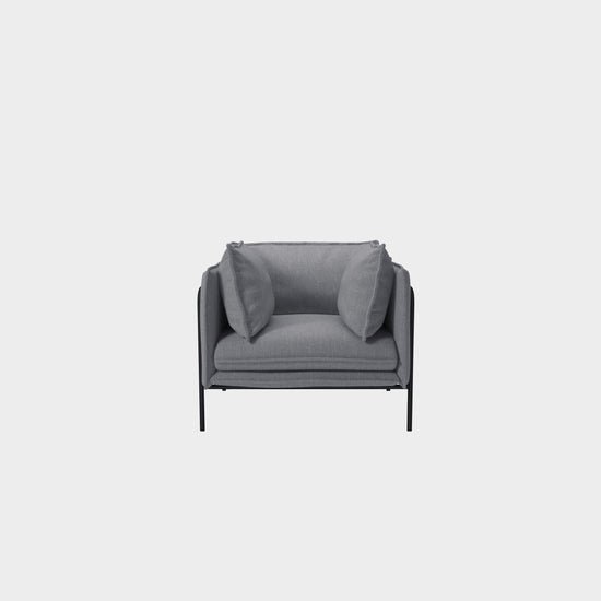 Pepe Armchair - Grey