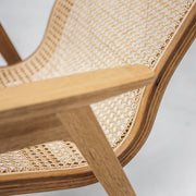 Hans K Racquet Armchair at EDITO