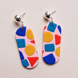 Shape Theory Capsule Dangles