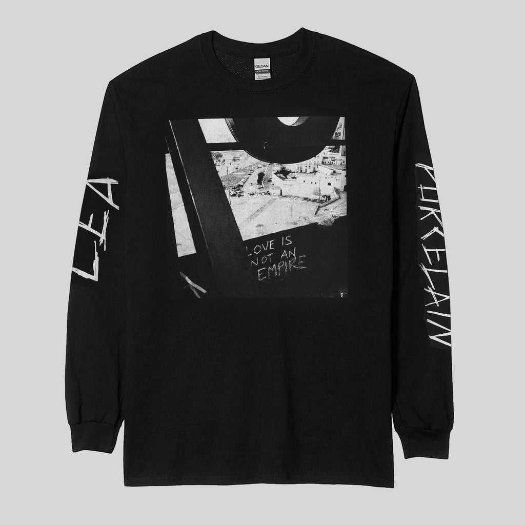 LOVE IS NOT AN EMPIRE (Longsleeve)