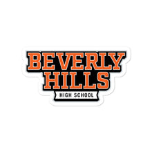 Load image into Gallery viewer, Beverly Hills High School Bubble-free Stickers