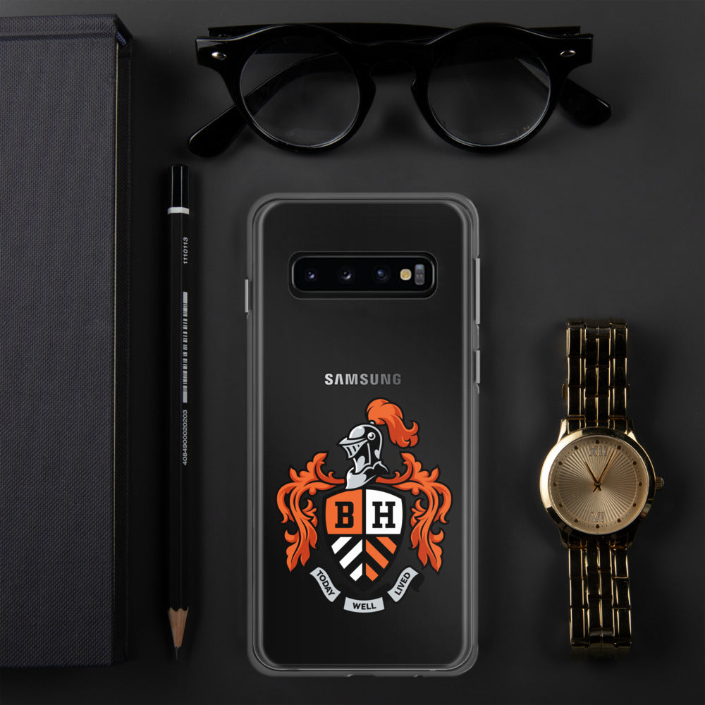 Today Well Lived Samsung Case