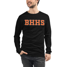Load image into Gallery viewer, BHHS Unisex Long Sleeve Tee
