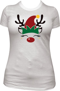 Elf Reindeer Shirt