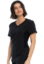Load image into Gallery viewer, Cherokee Katie Duke IFlex V Neck Top