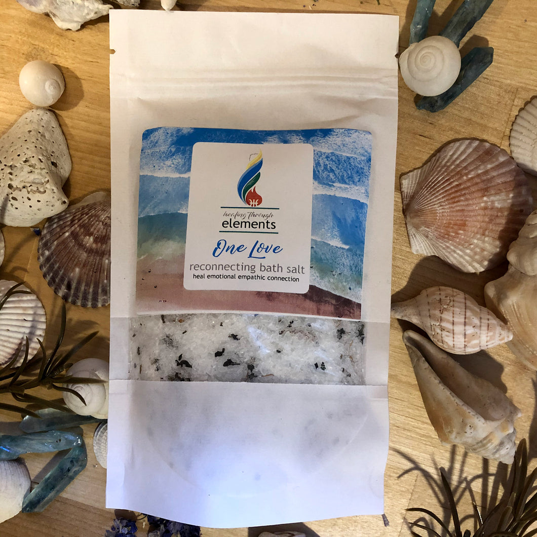 WATER: One Love - Bath Salt