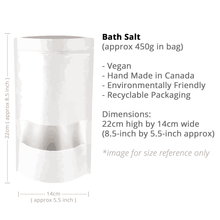 Load image into Gallery viewer, EARTH: Abundance - Bath Salt