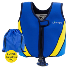 Load image into Gallery viewer, Premium Neoprene Swim Vest for Boys