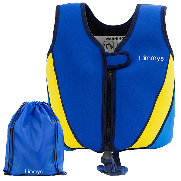 Premium Neoprene Swim Vest for Boys