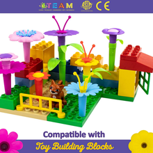 Load image into Gallery viewer, Limmys Build My Garden Blocks 105 PCS