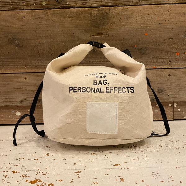 """PERSONAL EFFECT BAG LARGE"""