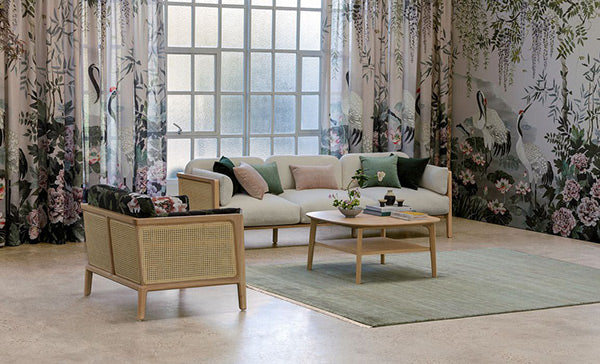 Ikigai Textile Collection by Mokum