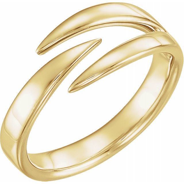The Viper Stackable Ring