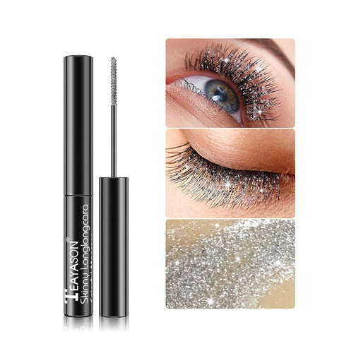 Party sparkle star diamond Mascara Waterproof mascara lasting charm