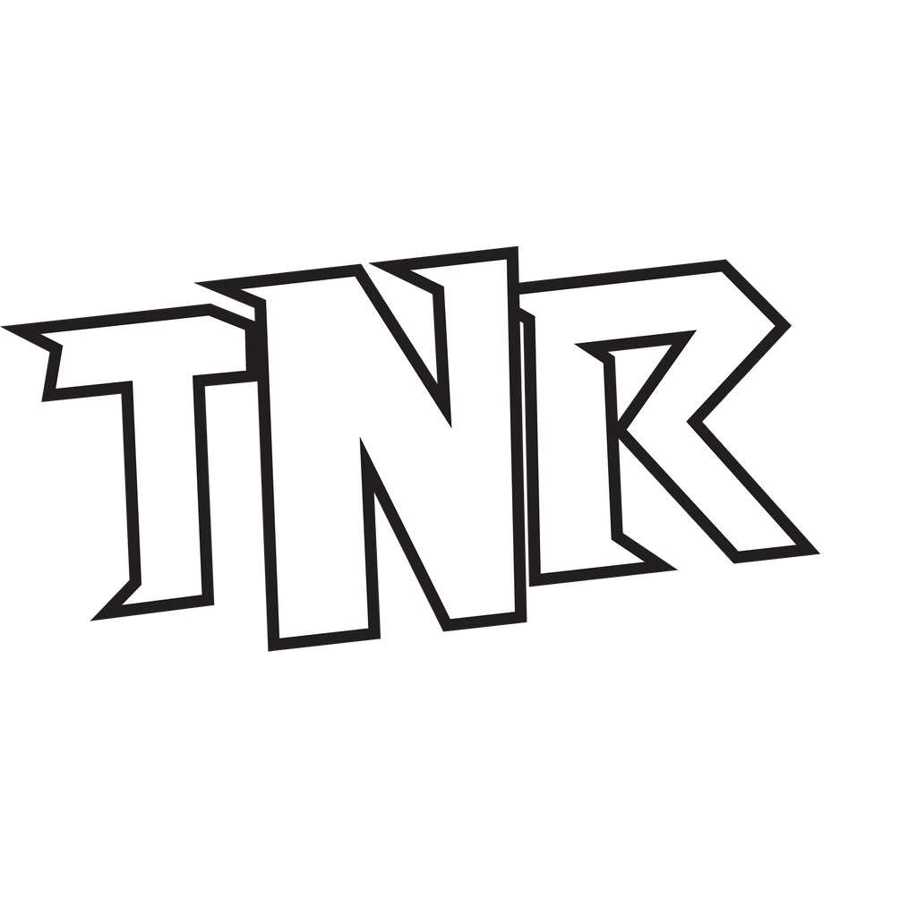 TNR FUELS LETTERS ONLY LOGO