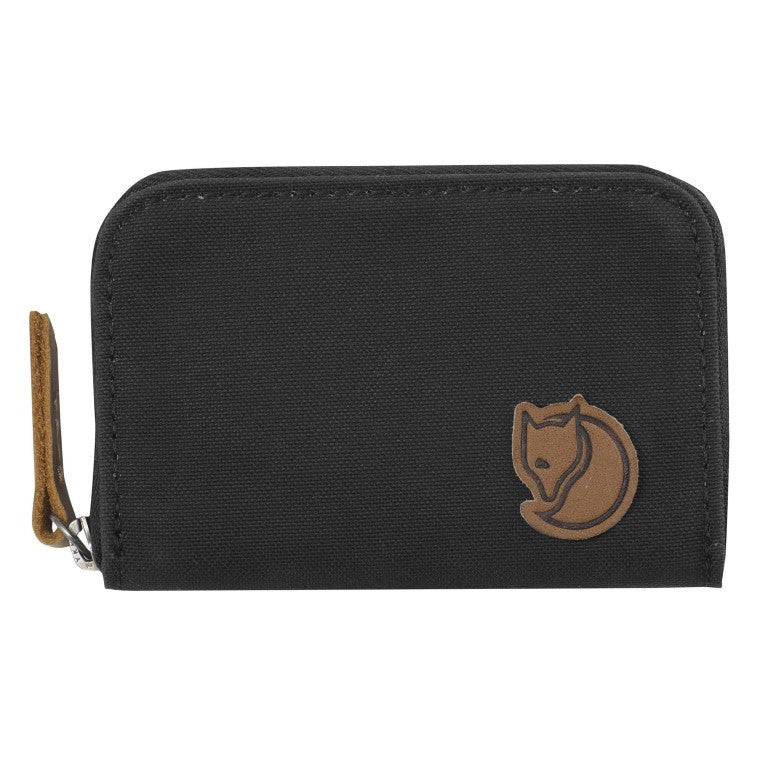 Fjällräven Zip Card Holder - Dark Grey