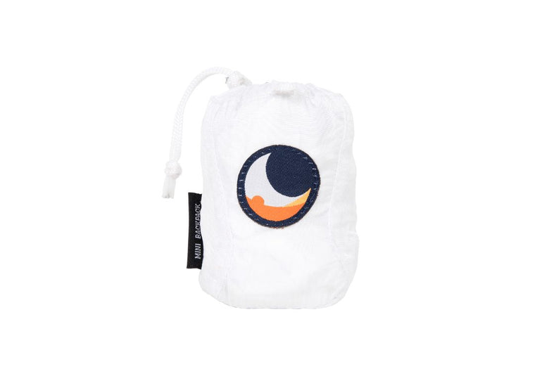 Ticket To The Moon Mini Backpack - Hvid