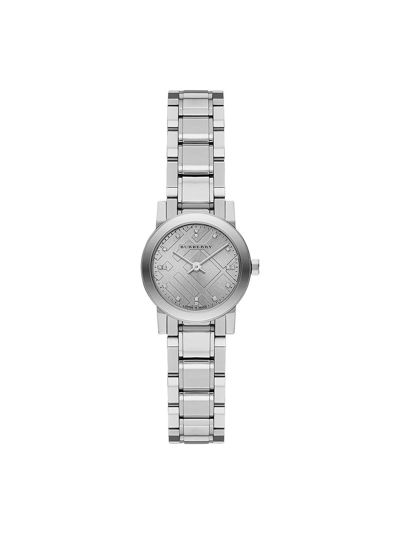 Burberry BU9230 Women's The City Diamond Bracelet Strap Watch