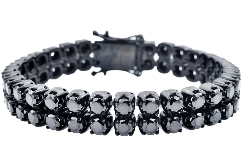 Blackjack Men's CZ Bracelet BJB242B