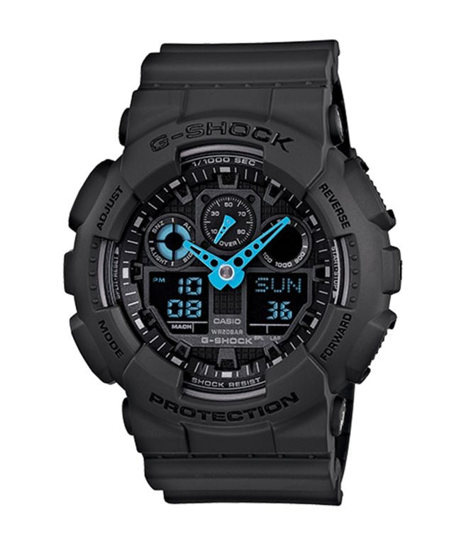 Casio G-Shock GA100C-8A - VTC Watches