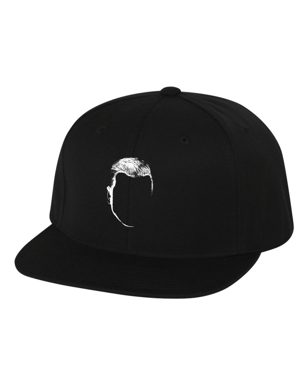 Young Grey Logo Hat (Black)