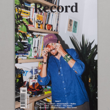 Record Culture Magazine Issue 7