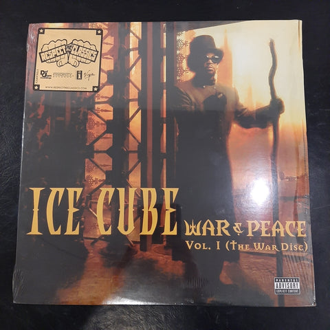 Ice Cube - War & Peace (vol. 1 The War Disc)