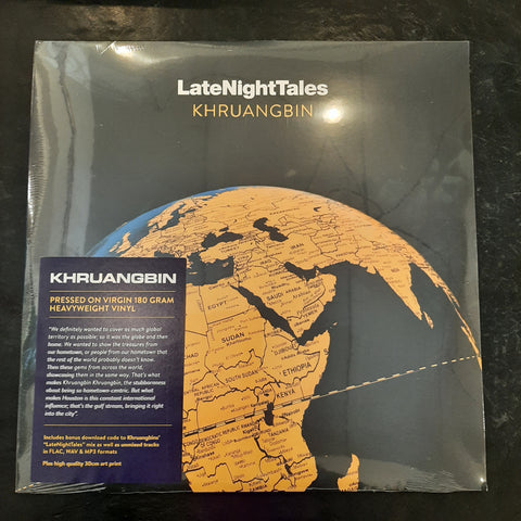 Khruangbin - Late Night Tales
