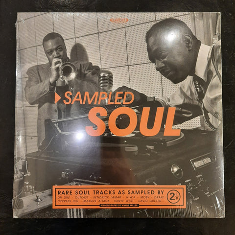 Various Artists - Sampled Soul
