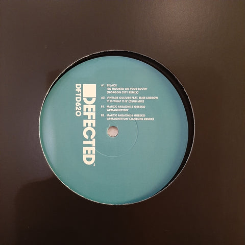 Various Artists - DEFECTED EP 10