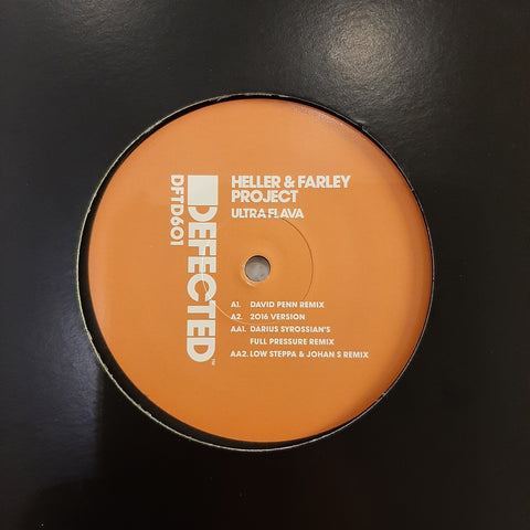 Heller Farley Project - Ultra Flava