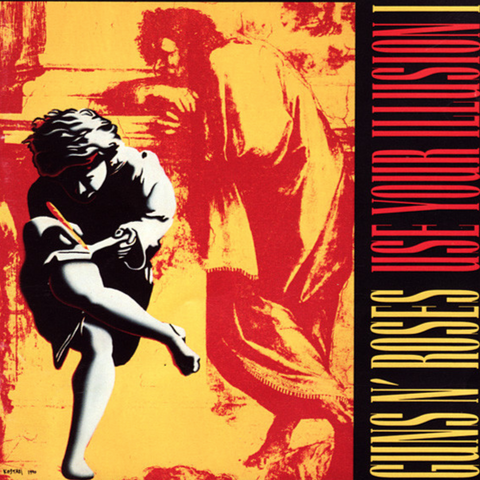 Guns´N´Roses - Use Your Illusion 1