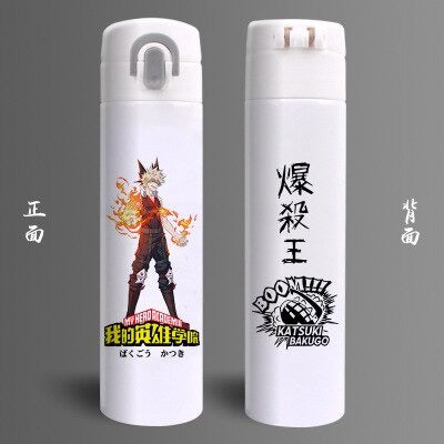 Thermos My Hero Academia Bakugo