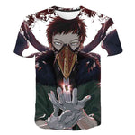 T Shirt My Hero<br> Academia Chisaki