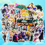 Stickers My Hero Academia <br> 70 Pièces