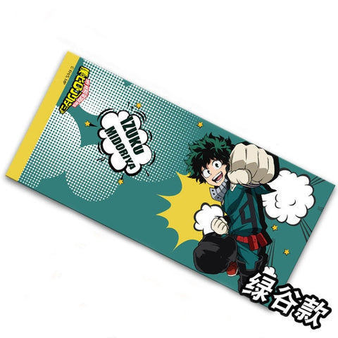 Serviette My Hero Academia<br> Deku