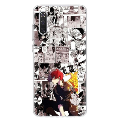 Coque My Hero<br> Academia Shoto B.D