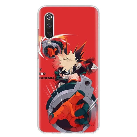 Coque My Hero<br> Academia Katsuki Smash