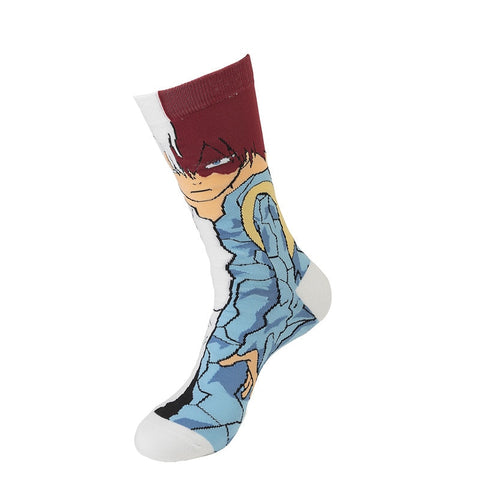 Chaussette My Hero<br> Academia Shoto
