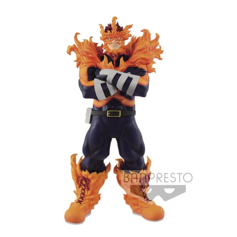 Figurine My Hero <br> Academia Endeavor