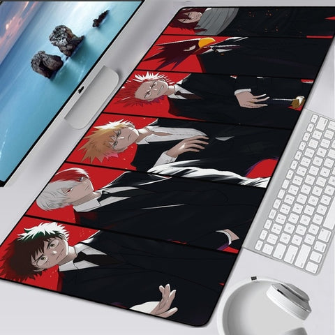 Tapis de souris my hero <br/> academia Mafia Yuei