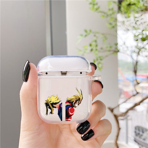 Étui Airpod 2 My Hero <br> Academia All Might